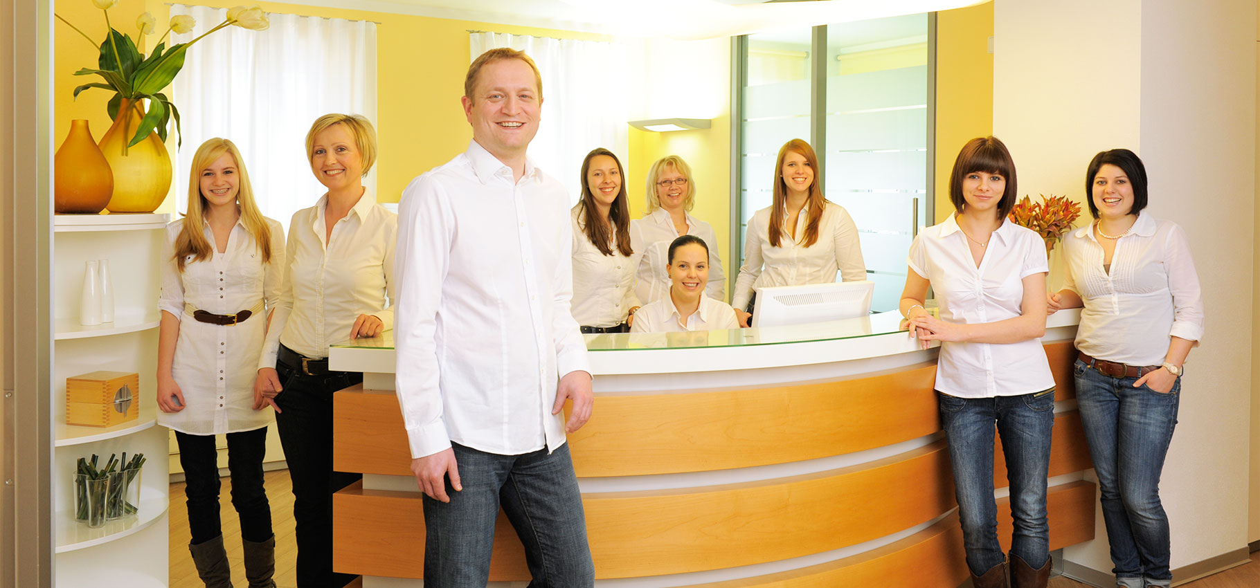 Zahnarztpraxis Dr. Thomas Schmidbauer in Dingolfing